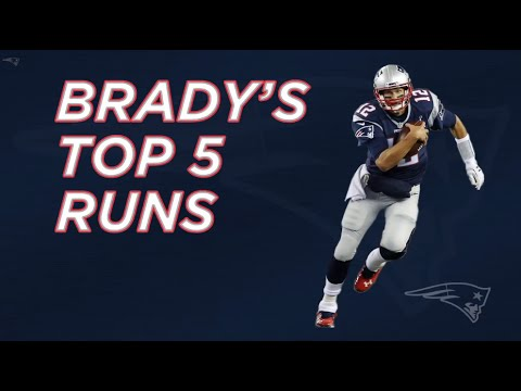 Tom Brady's Top 5 Runs