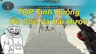TOP Những Tình Huống Ức Chế & Hài Hước Trong Zombie Escape | TQ97