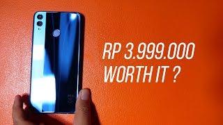 Smartphone Terbaik Untuk Sosmed (Siang2) // Review Honor 8X Indonesia