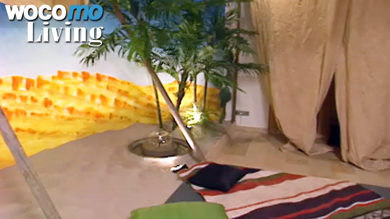 Künstlerisch Keller Einrichten Referenz Von Wellness-oase Im - Tapetenwechsel (br) | Staffel