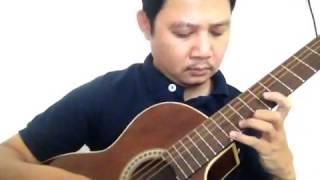 Mẹ Yêu Con (NS: Nguyễn Văn Tý) - Lê Hùng Phong - Guitar Solo