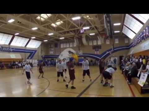 2017 Special Olympics Northern California east bay regional basketball tournament
