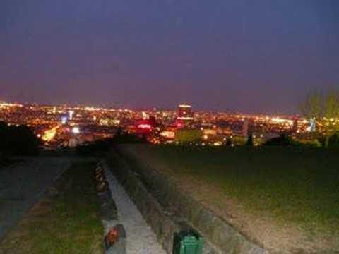 Bratislava at night...
