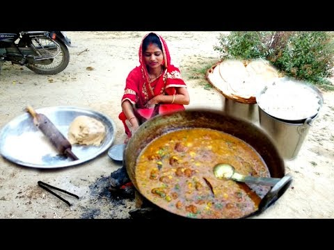 How to cook Cabbage Recipes Village Style || Simple & Tasty Cabbage Curry Recipe