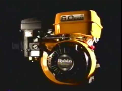 SUBARU EX Engines
