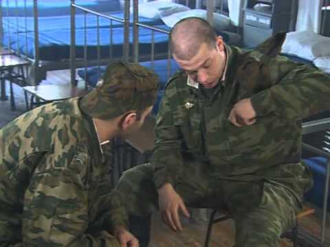 Солдаты - 1 сезон 4 серия