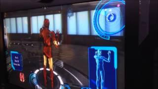 Becoming Iron Man Aboard The Disney Magic