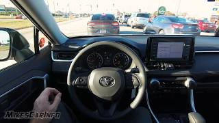 2019 Toyota RAV4 - First Test Drive Experience FPV