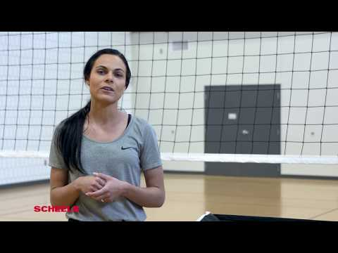 Volleyball Knee Pads | SCHEELS Expert - Katelyn Sloup