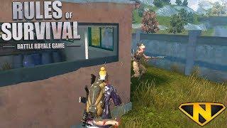 Last Building Battle! (Rules of Survival: Battle Royale #42)