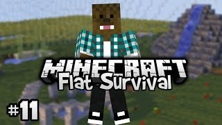 Minecraft - Flat Survival - Ciupercute ! [Ep.11]