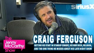 Craig Ferguson on Scottish guilt, his late night talk show, his new book, and more