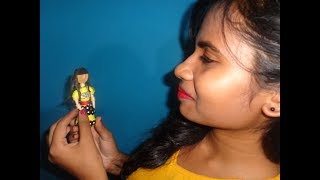 DIY | How to: 3D Doll Using Quilling paper
