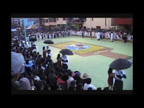 Carnaval Contla 2010 Camada Secc 9a Concurso parte 1