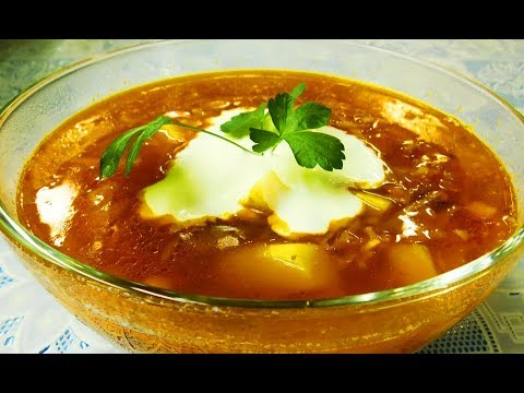 вкусный повар рецепт солянки