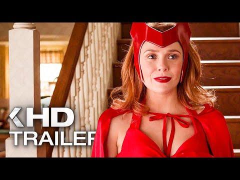 WANDAVISION Trailer German Deutsch (2020)