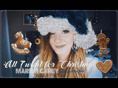 Christmas Special 2/4: All I want for Christmas - Mariah Carey - A Capella Cover by Jessica Conte