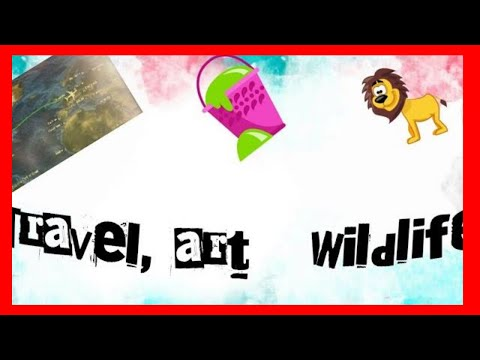 Travel: Art, Culture, Wildlife and the Globe || Travel #1