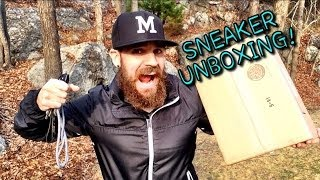SNEAKER UNBOXING FROM KITH NYC!