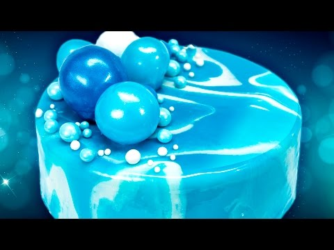 Thumbnail: How to Make a Mirror Cake (Mirror Glaze Cake) from Cookies Cupcakes and Cardio