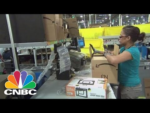 Big Question For US Cities: Is Amazon's Second Headquarters Worth The Price? | CNBC