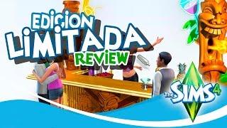 Review Los Sims 4 edicion LIMITADA en Español - Contenido El Alma de la Fiesta