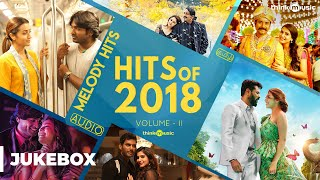 Hits of 2018 (Volume 01) - Tamil Songs | Audio Jukebox