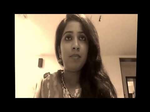 Mere mehboob qayamat hogi shreya ghoshal  singing at home by shreya ghoshal live show