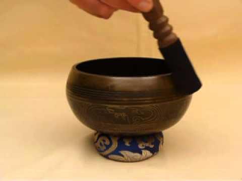 Cuenco Tibetano (sonido)