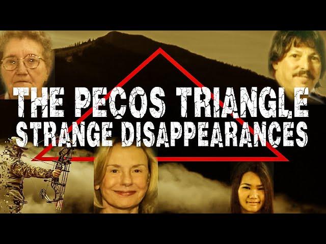 THE PECOS TRIANGLE STRANGE DISAPPEARANCES [ENGLISH SUBTITLES]