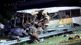 Bus accident kills North Carolina football players, bus driver
