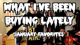 AFA, What Have You Been Buying Lately? January Favorites Thumbnail