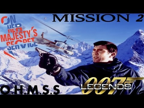 007 Legends - Walkthrough - Mission 2 - On Her Majesty's Secret Service - (Xbox360-1080p)