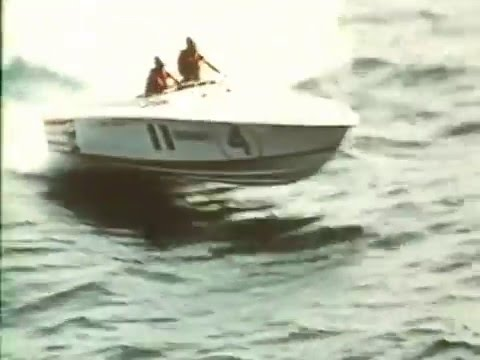 1968 Daily Express International Offshore Powerboat Race   Cowes Torquay Cowes
