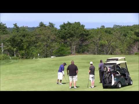 Joe Andruzzi Golf Tournament-Mobile Bidding in Action