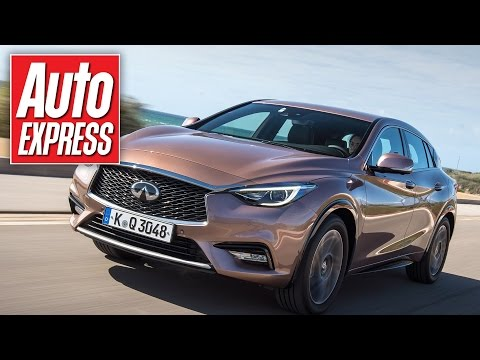 New Infiniti Q30 review