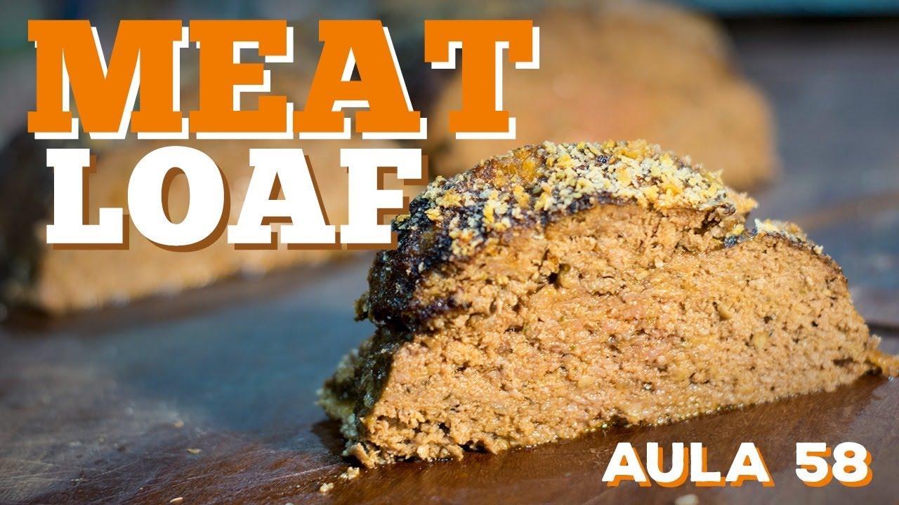 Meat Loaf (Como fazer bolo de carne PERFEITO) / Cansei de Ser Chef