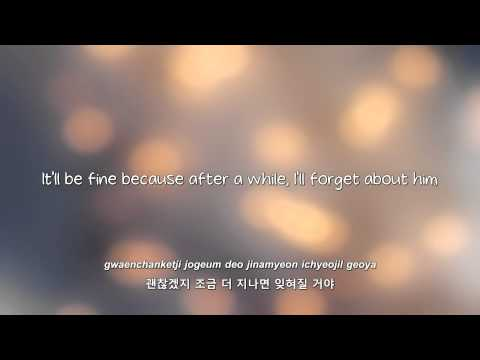 Seo Young Eun 잊을만도 한데 Though it seems forgotten lyrics Eng  Rom  Han