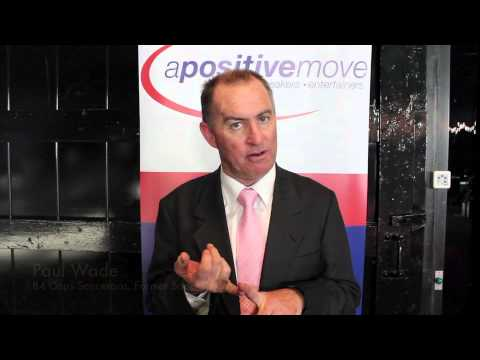 Paul Wade - My Positive Move