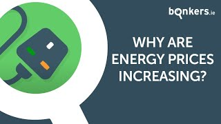 Image All energy suppliers in Ireland have increased their prices significantly over the past few months, and most more than once. But why? In this video we'll take a ...