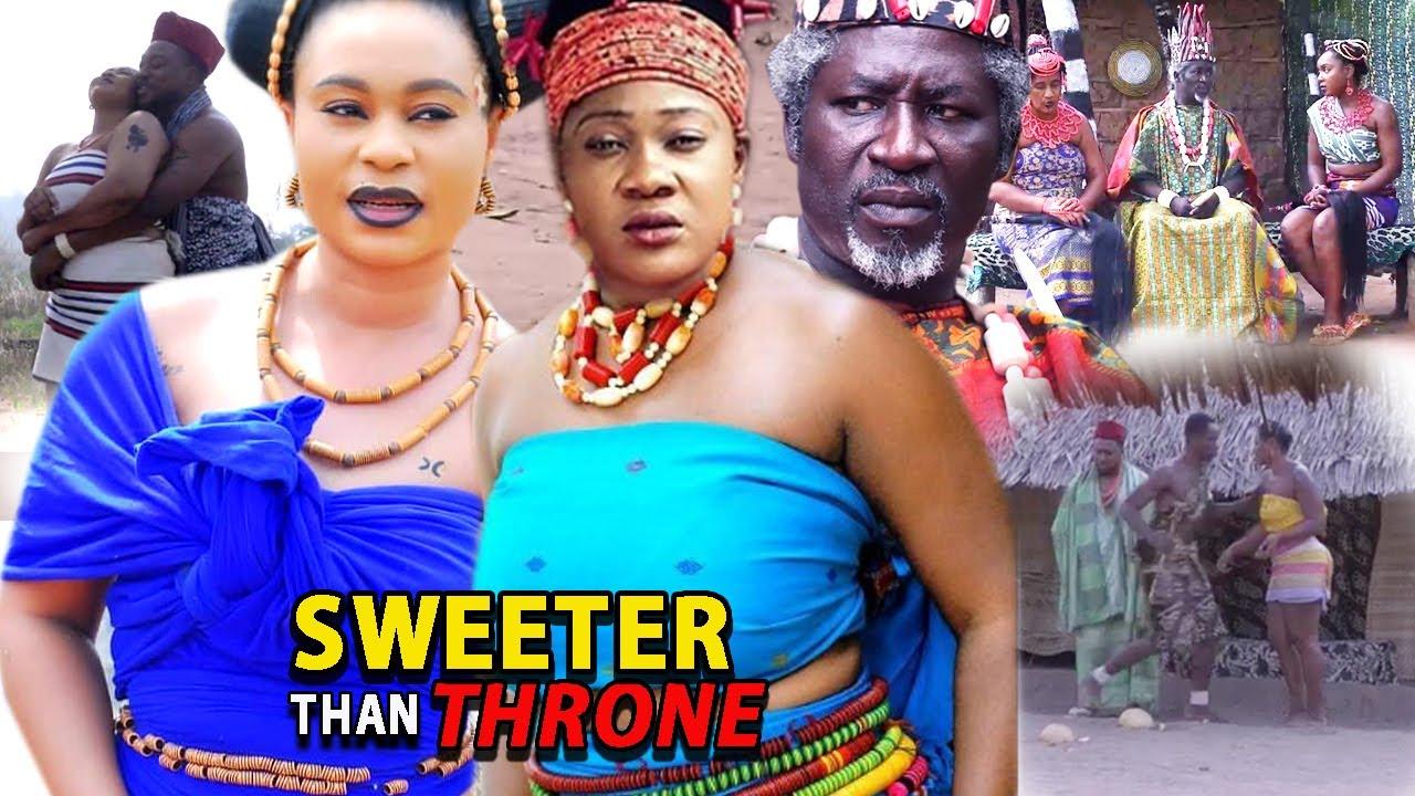 Download SWEETER THAN THE THRONE SEASON 1&2 FULL MOVIE - MERCY JOHNSON 2021 LATEST NIGERIAN NOLLYWOOD MOVIE