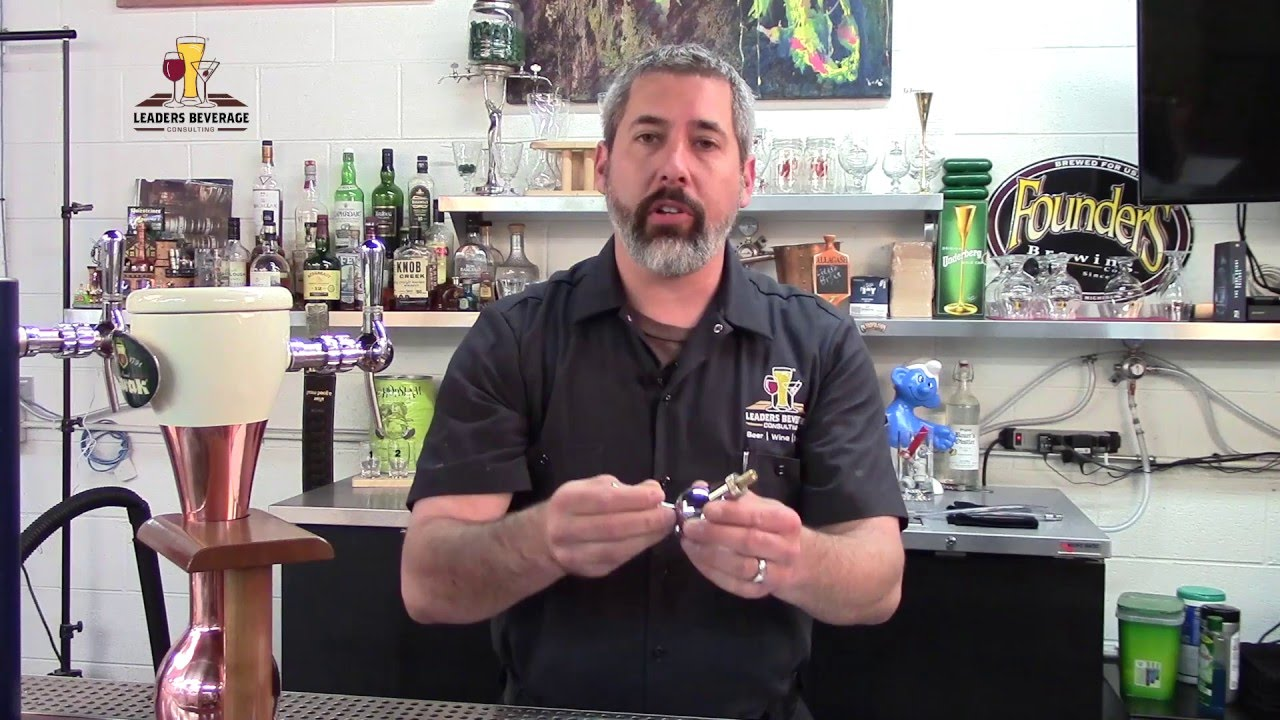 Roto Beer Faucet - Micro Matic - YouTube