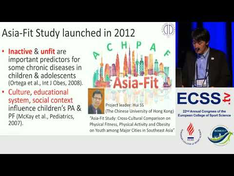 Comparison of Physical Activity and Fitness of Adolescents in Major Asian Cities.. - Dr. Suzuki