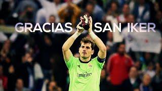 Iker Casillas - Tribute To A Legend  || Goodbye San Iker || #Respect