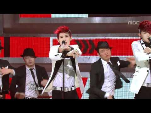 Led apple - SADNESS, 레드애플- 새드니스, Music Core 20120407