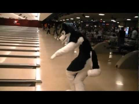 Fursuit Bowling - May 10, 2011 - Irvine, CA