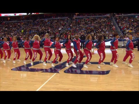 The Morning Breeze - Washington Wizards' 50-And-Older Dance Squad Is So Entertaining!