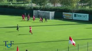 Serie D Girone D Correggese-Sammaurese 1-0