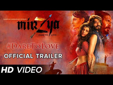 Mirzya Dare To Love || Second Official...
