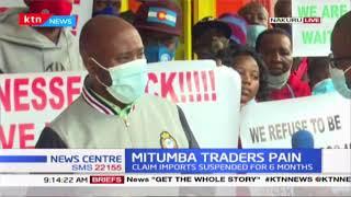 Nakuru mitumba traders fearful of livelihood